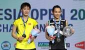 印尼公开赛国羽尴尬落幕 女单陈雨菲负戴资颖收获亚军