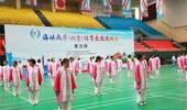 海峡两岸体育情丨胡春桃:把柔力球引入台湾校园备受欢迎