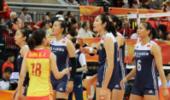 女排世锦赛6强最新积分榜!或提前产生四强 中国小分无优势