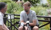 克洛普专访:曾在酒吧当过兼职 如果不踢球想去从医