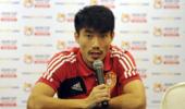 郑智成中国足球第一人 荣获环球足球最佳中超球员奖