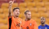 曝申花亚冠资格赛裁判组敲定 乌兹别克主裁吹罚