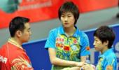 中国女乒两大魔王缺席卡塔尔赛,但年轻小将也可照样横扫日本