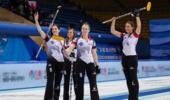 冰壶世锦赛加拿大摘第16冠 逼迫对手提前两局认输