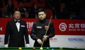 中国赛丁俊晖首局判负 5-3逆转小奥沙利文晋级正赛