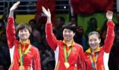 3大奥运冠军单身!李晓霞为奥运分手 刘诗雯不敢谈恋爱