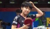 世乒赛再战丁宁?17岁日本巨星:我能赢中国高手,都和这事有关