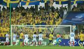 欧青赛综述:英格兰0-0战平瑞典,波兰1-2不敌斯洛伐克
