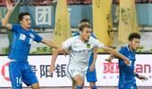 中超-U23小将建功卡斯特罗进球 恒丰智诚2-1建业
