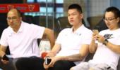 朱芳雨:新赛季进入季后赛是最基本的目标