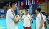 女排三教练皆带队亮相国际赛场 接班郎平谁最靠谱