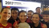 德国女乒连续4年进欧锦赛决赛 7人中5个华裔