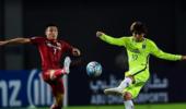 武磊又让人失望!面对日本球队三失良机的他该呗批