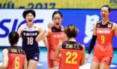 中国女排小组赛又遇冤家!世锦赛4次告负24年未胜