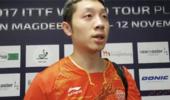 日本华裔神童又鄙视国乒 德国赛两项目全碰上许昕