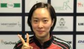 世界冠军遭日本一姐横扫出局 国乒3将围剿石川