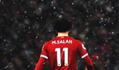贝利发推祝贺萨拉赫:期待在世界杯上看到你的表演