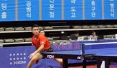 国乒新年公开赛首秀15胜2负 新星输球提前丢一冠