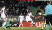 欧联-库特罗内造两球 AC米兰3-0客胜卢多戈雷茨