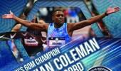21岁美国小将破60米世界纪录 6秒34快苏炳添0.09秒