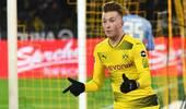 德甲-罗伊斯连续两轮破门 多特蒙德1-1奥格斯堡