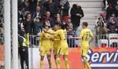 法甲9连胜!巴黎2-1逆转尼斯 天使破门阿尔维斯绝杀