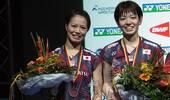 全英赛女双4强日本有3对 未夺冠却成尤伯杯最强对手