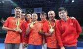 乒乓球冠军因国内竞争大移民澳洲 45岁高龄独揽四冠