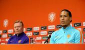 范迪克被科曼任命为荷兰队新任队长:感谢信任