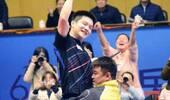 樊振东夺冠仍遭王皓敲打 想超越马龙必须迈过一道坎
