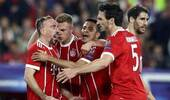 拜仁成五大联赛领头羊独苗 近10年7次进欧冠4强