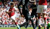 英超-拉姆塞传射拉卡泽特4分钟2球 阿森纳4-1西汉姆