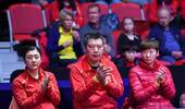 世乒赛国乒女队速胜东道主瑞典 小组第一直接进八强