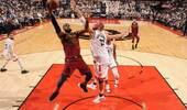 连超乔丹成NBA历史第一!詹皇昔日死敌替猛龙默哀