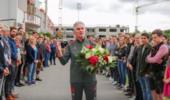 海因克斯完成拜仁最后一堂训练课 全体工作人员送别