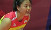 0分!女排最年轻奥运冠军正式掉队 郎平也救不活她
