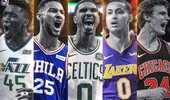 NBA本赛季最佳新秀阵容出炉:西蒙斯米切尔领衔