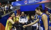 焕然一新!中国女排1-3塞尔维亚 球迷感到郎平的能力