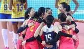 女排联赛总决赛中国队上上签 与巴西荷兰同组出线有望