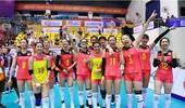 小朱婷21分中国女排亚青赛进决赛 复仇日本冲5连冠