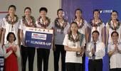 U19青年女排锦标赛国青女排0:3脆败日本队 五连冠梦碎