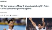 克罗地亚名宿:足球变化太大 梅西老马根本没可比性