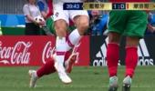 疼得打滚!C罗遭狠人下脚险被废 对手球迷一直高喊梅西