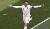 没C罗就是二流队! 葡萄牙遭围攻全场被动, 这么踢走不远