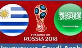 乌拉圭VS沙特前瞻:终结悬念一战!两队恐提前出局