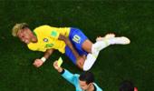 巴西官方:内马尔明天恢复合练