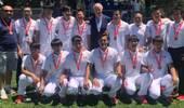这支中国队勇夺世界杯季军!小组全胜成亚洲唯一出线队