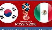 韩国VS墨西哥前瞻:亚洲一哥正名 太极虎输球或出局