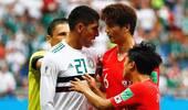 韩国队两场比赛犯规近50次,墨西哥媒体:他们派的是跆拳道队吧!
