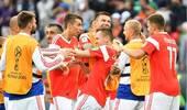 俄媒:世界杯俄罗斯队出线奖金丰厚 稳拿1200万美元